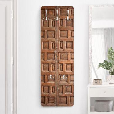 Appendiabiti - Porte in legno mediterranea Da Granada