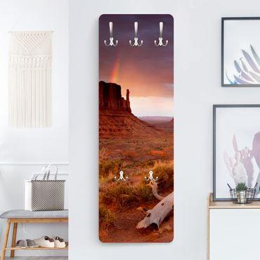 Appendiabiti - Monument Valley at sunset