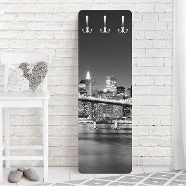 Appendiabiti - Nighttime Manhattan Bridge II