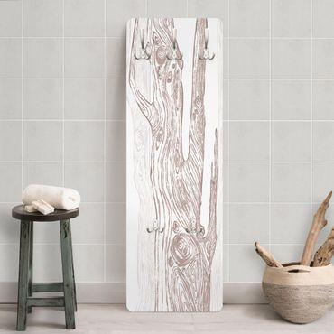 Appendiabiti - No.Mw20 Living Forest Bianco-Brown