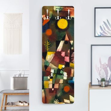 Appendiabiti moderno - Paul Klee - La Luna Piena