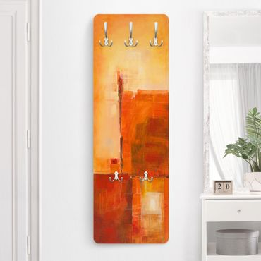 Appendiabiti - Petra Schüßler - Abstract Orange Brown