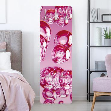 Appendiabiti - Pink Bubbles