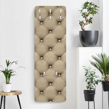 Appendiabiti - Beige upholstery