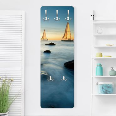 Appendiabiti - Sailboats in ocean