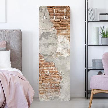 Appendiabiti - Shabby Brick Wall