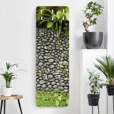 Appendiabiti - Stone Wall With Plants