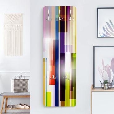 Appendiabiti - Rainbow Cubes