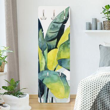 Appendiabiti - Vegetazione tropicale - Foglie di banano