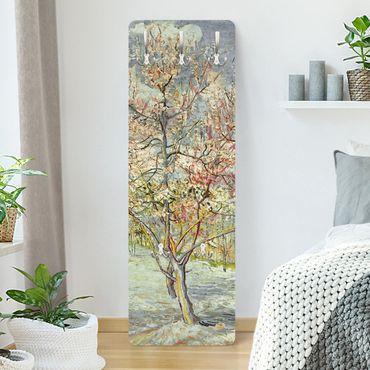 Appendiabiti - Vincent Van Gogh - Peach Blossom