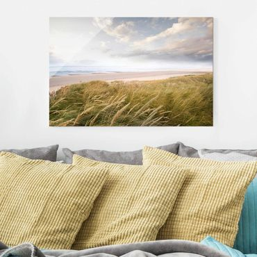Quadro su vetro - Dunes dream - Orizzontale 3:2