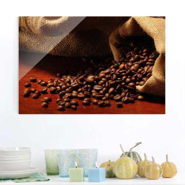 Quadro su vetro - Dulcet Coffee - Orizzontale 3:2
