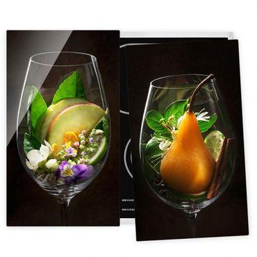 Coprifornelli in vetro - Aroma Of Wine Glass