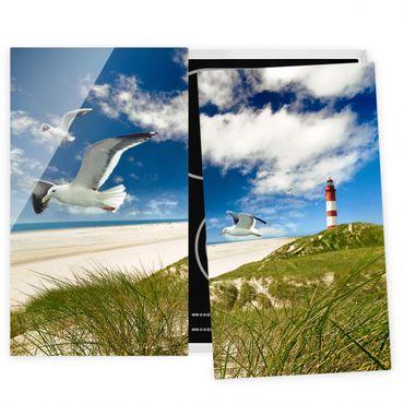 Coprifornelli in vetro - Dune Breeze