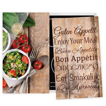 Coprifornelli in vetro - Good Appetite