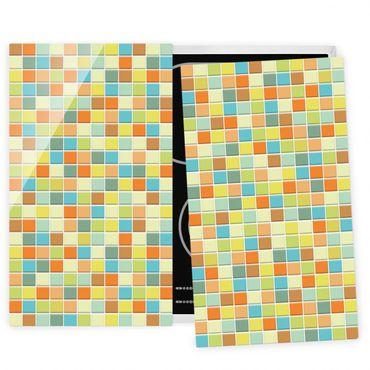 Coprifornelli in vetro - Mosaic Tiles Sommerset