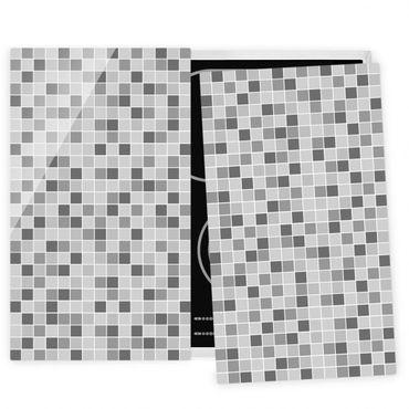 Coprifornelli in vetro - Mosaic Tiles Winterset