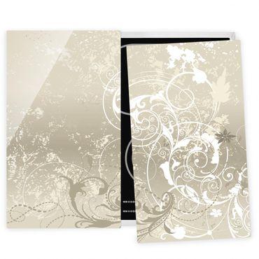 Coprifornelli in vetro - Nacre Ornament Design