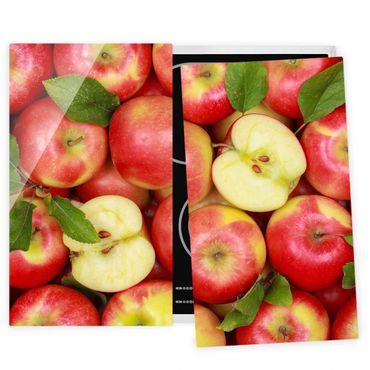 Coprifornelli in vetro - Juicy Apples