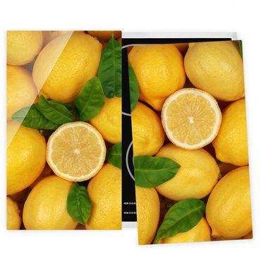 Coprifornelli in vetro - Juicy Lemons