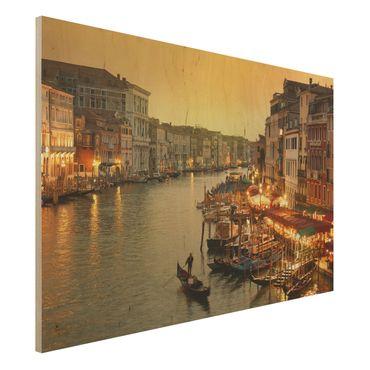 Quadro in legno - Grand Canal of Venice - Orizzontale 3:2