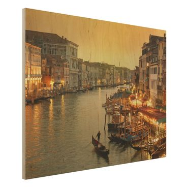 Quadro in legno - Grand Canal of Venice - Orizzontale 4:3