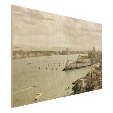 Quadro in legno - Venetian Lagoon - Orizzontale 3:2