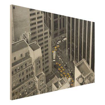Quadro in legno - NYC 5pm - Orizzontale 3:2