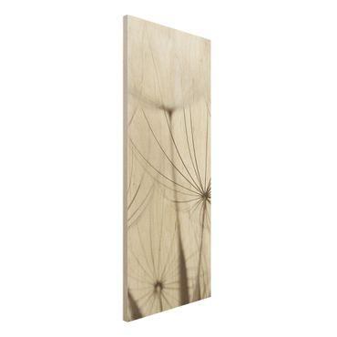 Quadro in legno - Gentle grasses - Pannello