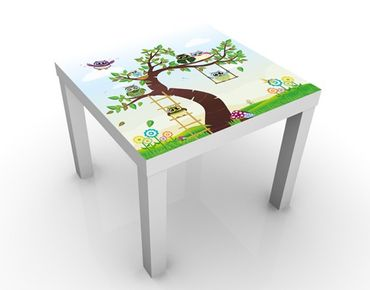 Tavolino design no.YK23 Funny Owl Tree