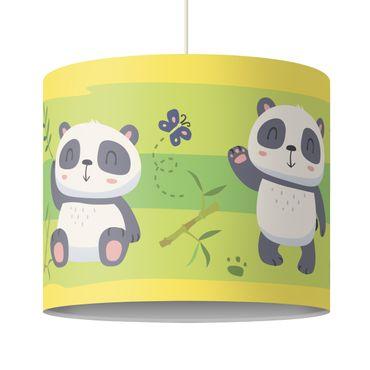 Lampadario design Sweet panda bears