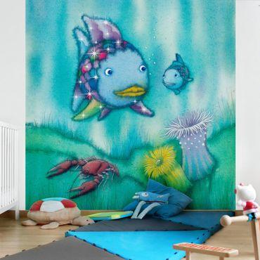 Carta da parati - The Rainbow Fish - Two Friends Go