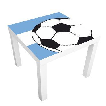Tavolino design no.UL1071 Football Argentina