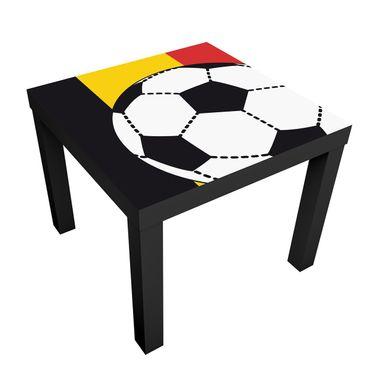 Tavolino design no.UL1074 Football Belgium
