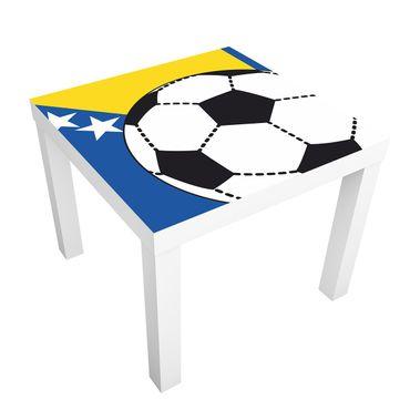 Tavolino design no.UL1075 Football Bosnia and Herzegovina