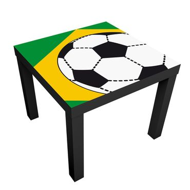 Tavolino design no.UL1076 Football Brasilia