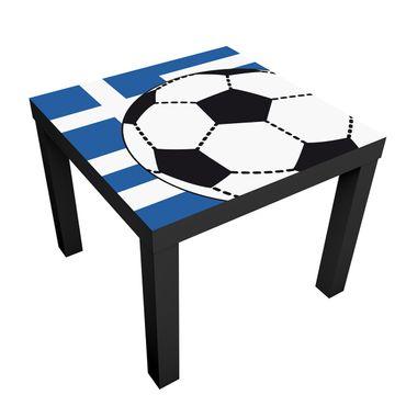 Tavolino design no.UL1084 Football Greece