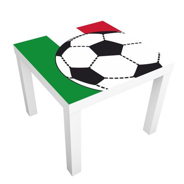 Tavolino design no.UL1087 Football Italy