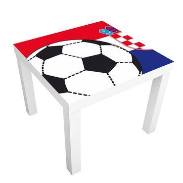 Tavolino design no.UL1091 Football Croatia