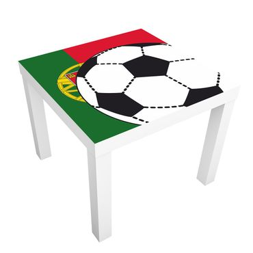 Tavolino design no.UL1095 Football Portugal