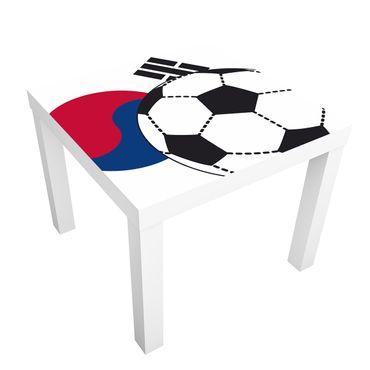 Tavolino design no.UL1099 Football South Korea