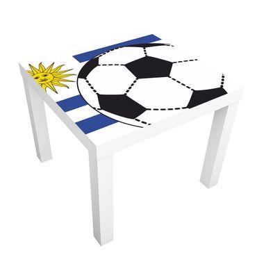 Tavolino design no.UL1100 Football Uruguay
