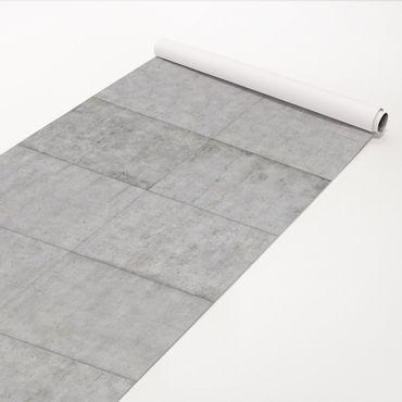 Pellicola adesiva - Concrete tile optics grey