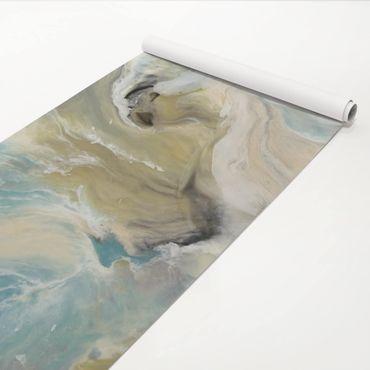 Pellicola adesiva - I resti della marea II