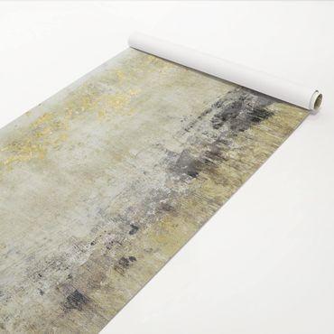 Pellicola adesiva - Campo di beton dorato I