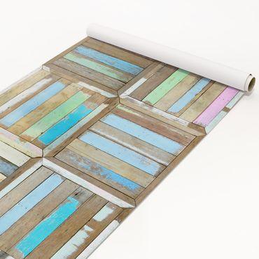 Pellicola adesiva - Rustic Timber