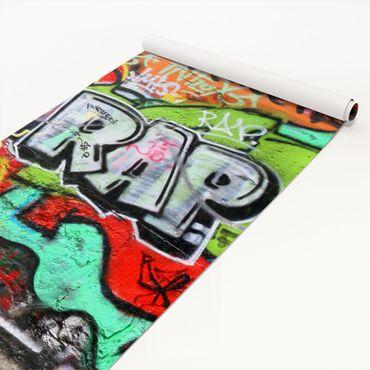 Pellicola adesiva - Graffiti Wall