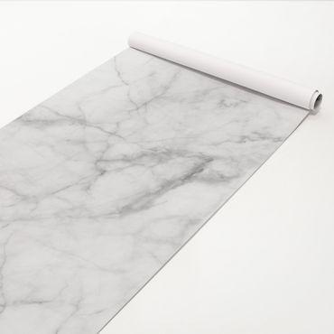 Pellicola adesiva - Bianco Carrara
