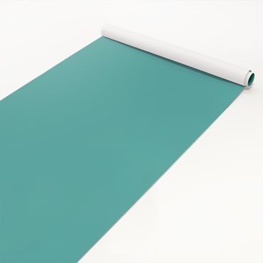 Pellicola adesiva monocolore - Colour Turquoise
