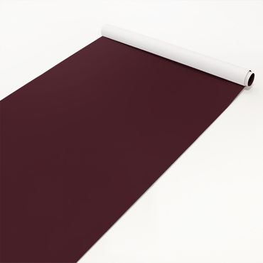Pellicola adesiva monocolore - Colour Tuscany Wine Red
